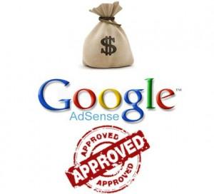 Google adsense approved-adpublisher